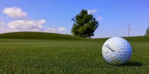 low spin golf balls