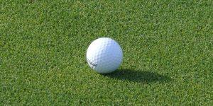 do golf balls matter