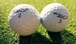 x out golf balls