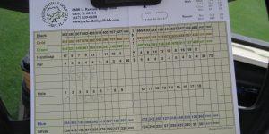 gross vs net golf