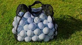 who makes kirkland golf balls