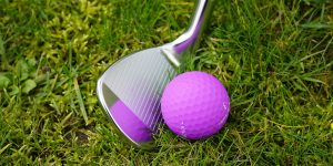 best colored golf balls