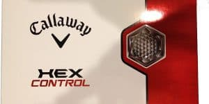 Callaway Hex Control golf ball review